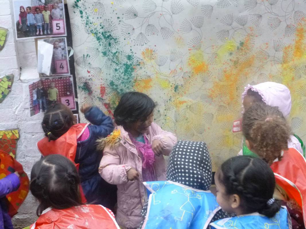 information about holi festival About festival of colors in india, holi announces the arrival of spring and the passing of winter the festival breathes an atmosphere of social merriment.