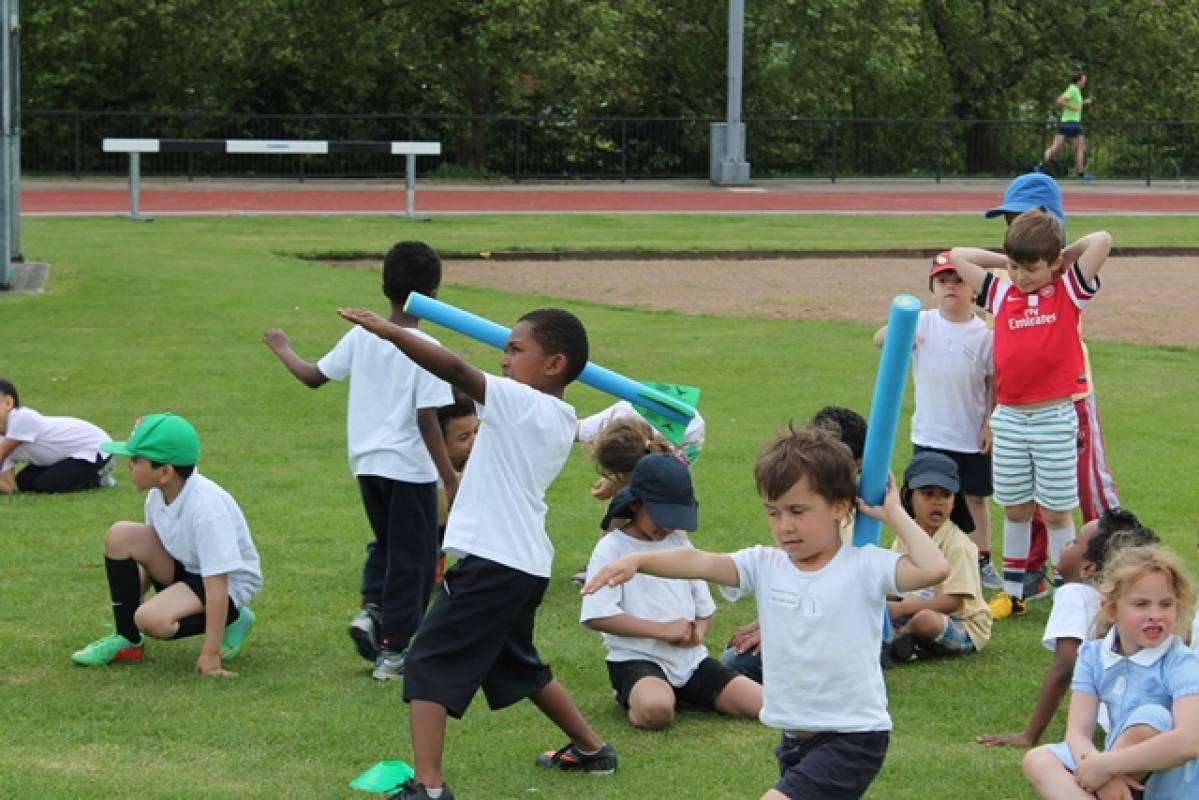 sports day in primary school On friday 9th of june last we had our annual senior sports day what a day we had this year it was held at holy cross college down the road from us, which was a.