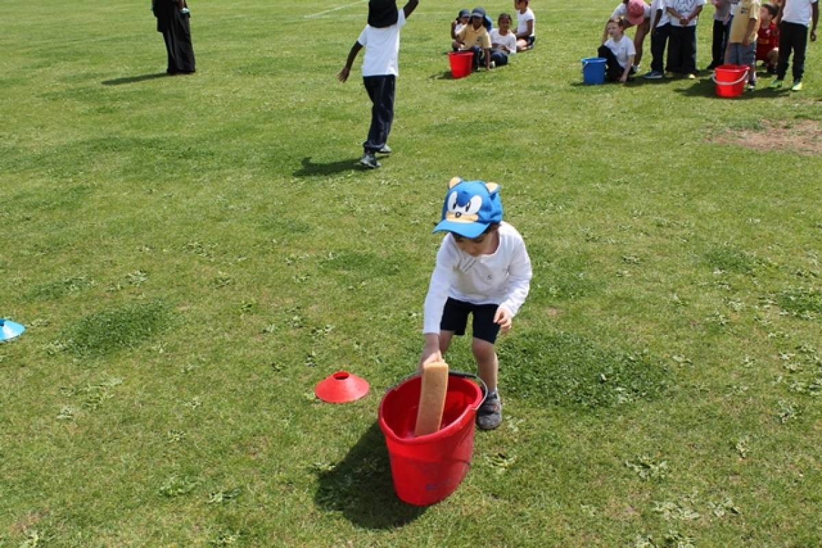 primary school sports day essay